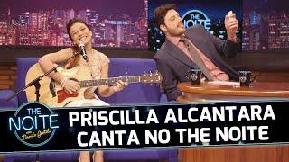 Espírito Santo - Priscilla Alcantara no The Noite com Danilo Gentili no SBT
