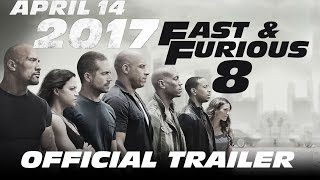 Fast and Furious 8 - Official trailer & Soundtrack