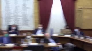 Consiglio Comunale di Marsala del 04 Novembre 2020 - Elezione Vice Presidente