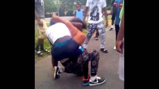 Western Heights Fight: Trayshawn vs Jayman
