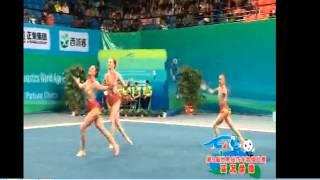 WC China 2016 -WG 13 19  GBR   Dynamic