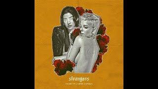 Halsey - Strangers ft. Lauren Jauregui (Official Instrumental)