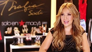 Thalía sorprendió a las chicas y las preparó para enfrentar su primer reto