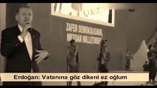 VATANINA GÖZ DİKENİ EZ OĞLUM --  REİS-i CUMHUR