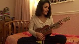 us - regina spektor || ukulele cover by rachel zegler