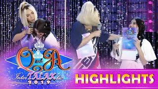 It's Showtime Miss Q and A: Vice stops Anne from singing