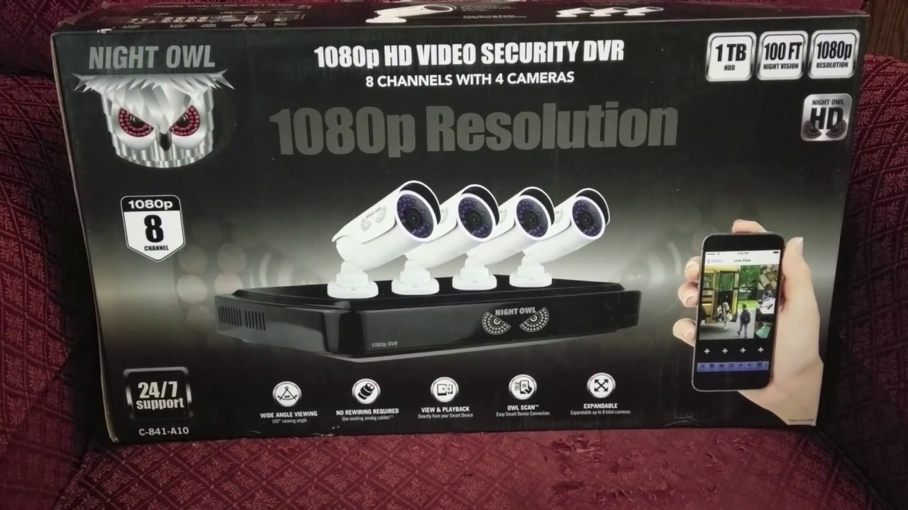 Home Security Camera Systems Carrollton TX