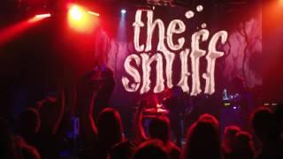 The Snuff live at Lucerna Music Bar (Praha 2017)