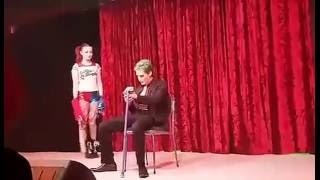 Harley Quinn and The Joker Cosplay Skit