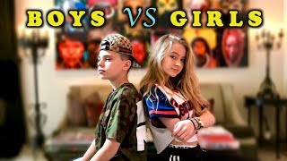 God's Plan - Boys Vs Girls