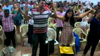 Video.O sangue de Jesus tem poder.A igreja do poder