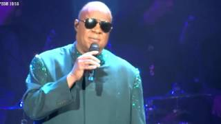 Stevie Wonder - Pastime Paradise - Air Canada Centre - October 9, 2015