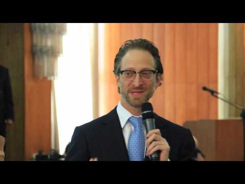 Imagem post: Bruno Garfinkel palestra em almoço do CSP-SP