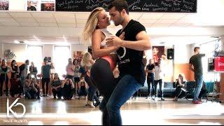 Kiko & Christina - Volvieron a darme las 6, Daniel Santacruz ft. Grupo Extra