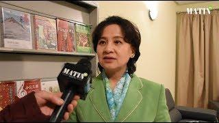 """Dr. Dongyun Chen : """"cette année sera riche en activités et manifestations culturelles"""""""