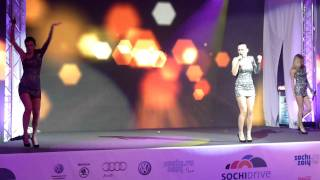 Serebro - Dirty kiss, Sochi-drive 1.10.11