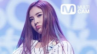 [Fancam] Nahyun of Sonamoo(소나무 나현) Go!(가는거야) @M COUNTDOWN_150226