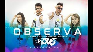 Observa - Os Cretinos e Mc WM - Move Dance Brasil - Coreografia