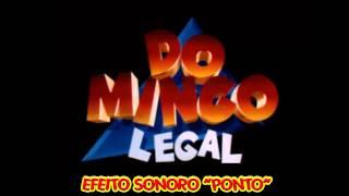 Domingo Legal Efeito Sonoro Ponto Ganho