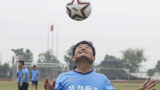 China's 'Maradona': the 'Soccer Nut' still going strong at 63