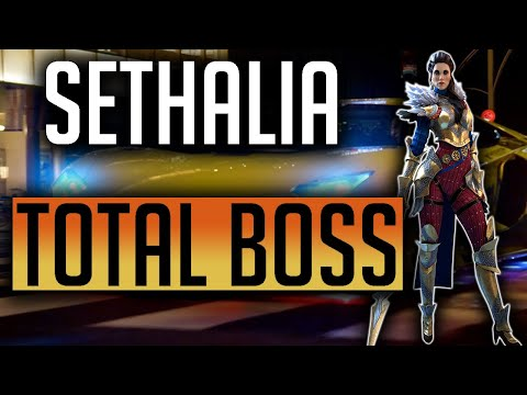 RAID | Amazing Legendary Sethallia!