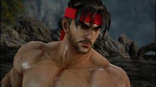 2698 - Tekken 7 - Coouge (Jin) vs Mannie-Pas (Master Raven)