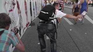 Böser Böser Monti//Live at Christopher Street Day 2013 (Hamburg) (HD)
