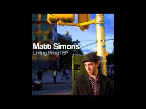 I Have Said Enough de Matt Simons Letra y Video