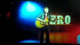 Sterling Knight Singing Hero