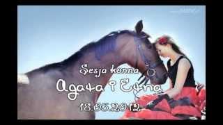 Sesja konna - Agata & Etna