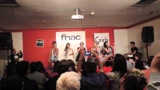 Girls - Acenda A Luz (Ao Vivo na FNAC - 10/10/2013)
