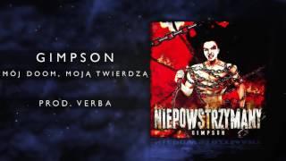 15. Gimpson  - Mój Doom, Moją Twierdzą (prod. Verba)