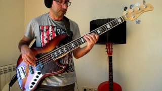 Master Blaster- bass cover by Jorge barbosa