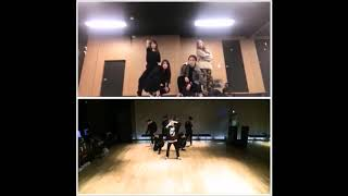 "The Ark × iKON ""Love Scenario"" Dance"