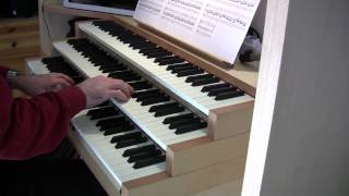 Ave Maria - Bach Gounod - Organ