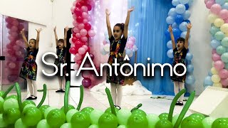 Sr Antônimo | Aline Barros | Renovart KIDS