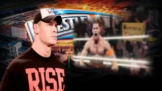 John Cena Theme (WM28) - Invincible, Machine Gun Kelly ft. Ester Dean.FLV