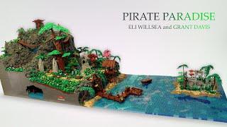 TIMELAPSE: LEGO Pirate MOC