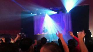 NY is killing me - Jamie xx Live forbidden fruit festival