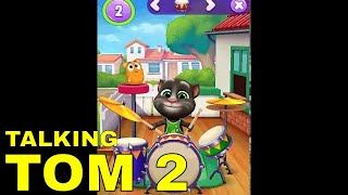 Talking Tom 2 Happy Lets Play for Beginner!
