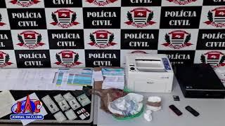 Um homem foragido desde 2016 foi preso pela Polícia Civil - Jornal da Clube (25/07/2018)