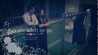 Holby City - Jac and Ollie - Say You Won't Let Go