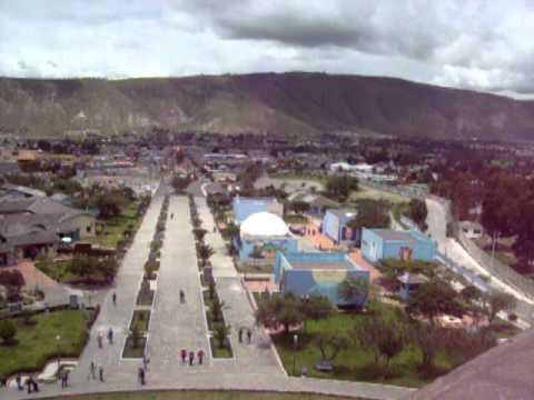 Mitad del mundo – Ecuador