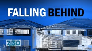 The number of Australians falling behind on home loan repayments is growing | 7.30