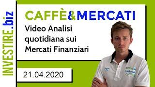 Caffè&Mercati - Trading su OIL WTI