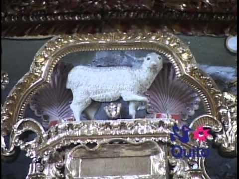 Museo del convento de Santo Domingo en Quito