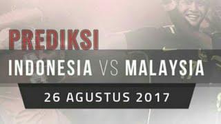 Prediksi    Malaysia Vs Indonesia di Semi Final SEA Games 2017