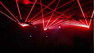 "SAVOY- ""We Are The Sun (SAVOY Remix)""-The Bluebird Nightclub- Bloomington, IN- Live With Lasers Tour"