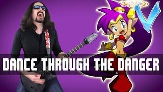 """Shantae - Dance Through the Danger """"Epic Metal"""" Cover (Little V)"""