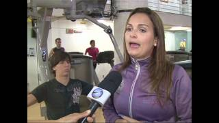 Tecnologia e Sustentabilidade na Academia - TOP ONE Club - Florianópolis